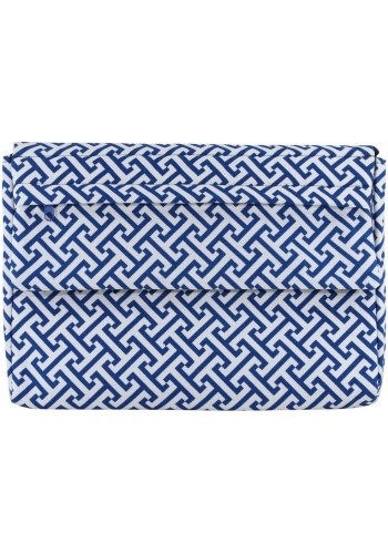 """Laptop Sleeve 13"""" in Egyptian Blue by JoulaViola"""