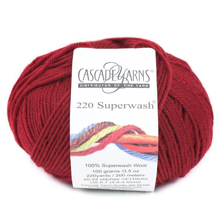 Cascade 220 Superwash Wool 128 Colors !!!!!!!!!!!!!