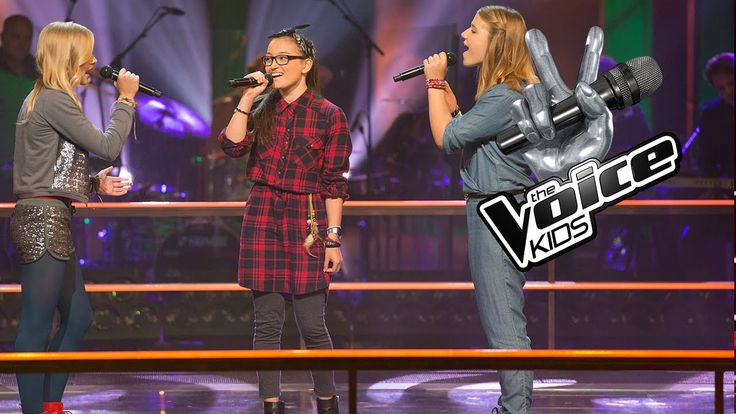 Esmée vs. Marise vs. Maya - Flashlight | The Voice Kids 2016 | The Battle