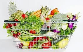 Romige groentesoep (zuivelvrij) + groente met een extraatje