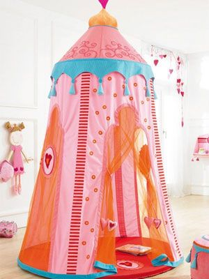 Tent-tastic! Go Undercover in These Inventive Play Spaces                                                                                                                                                                                 More