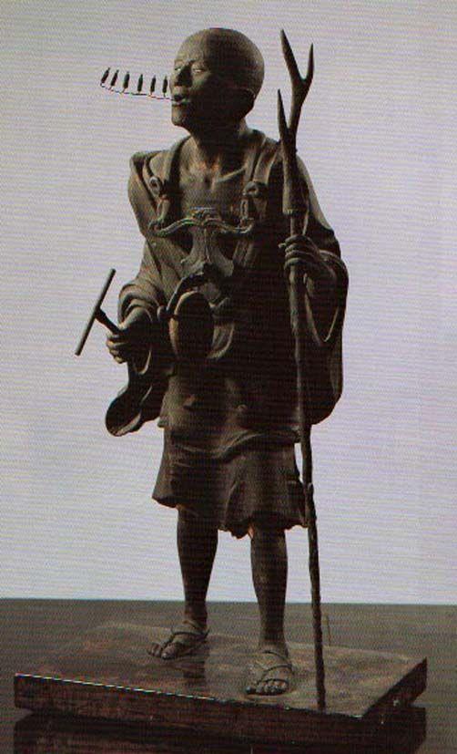 京都六波羅密寺 / 空也上人像