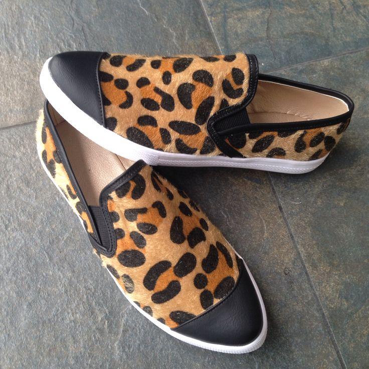 Zapatos SHOES animal print