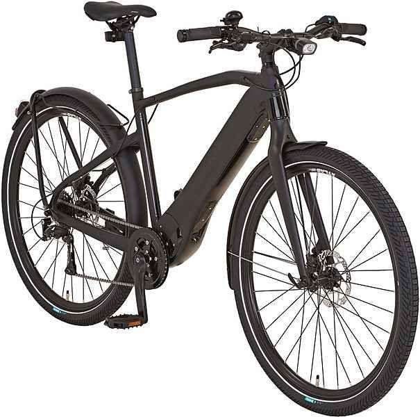 Prophete E Bike Prophete Geniesser E3 0 City E Bike 28 8 Gang Mittelmotor 250 W Online Kaufen