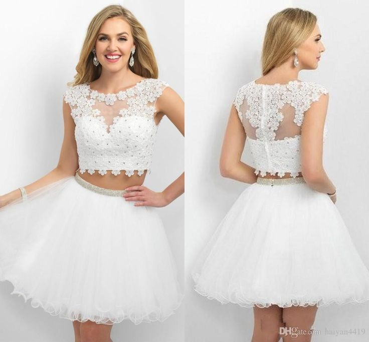 93 best Short Cocktail Dresses Homecoming Dresses images on ...
