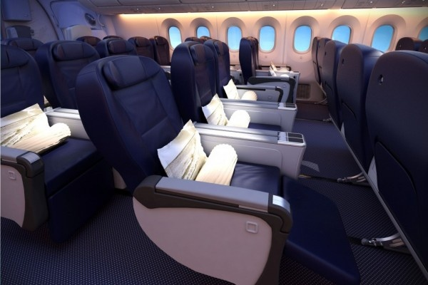 Thomson 787 Dreamliner Premium Club - Thomson Airways new Boeing 787 is scheduled to enter service soon. The aircraft will take our customers from the UK to Orlando Sanford international Airport