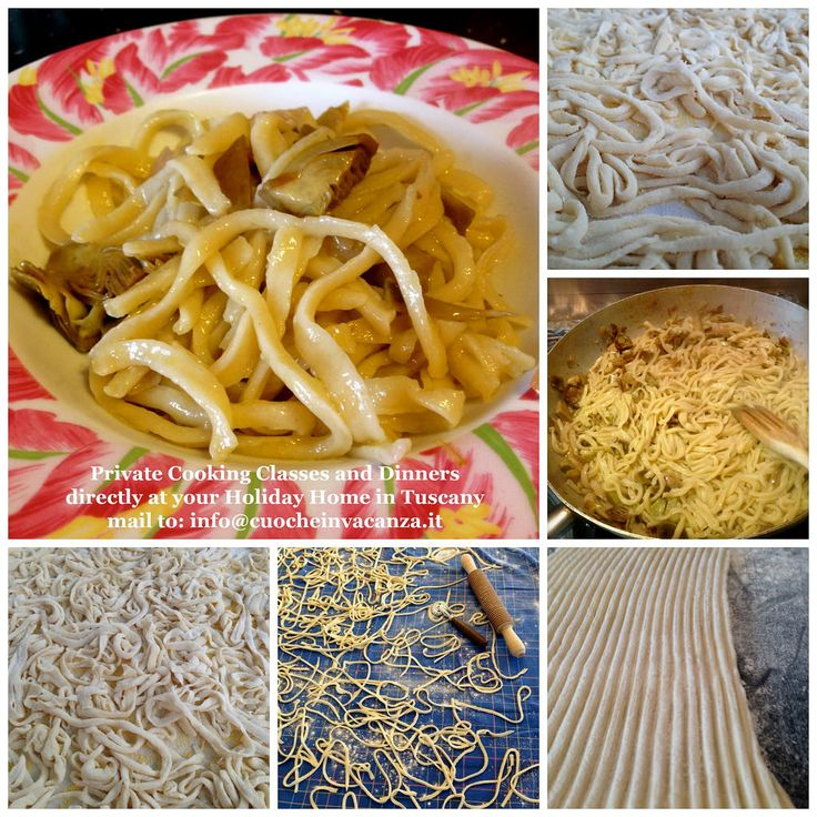 Tuscan Cooking Classes: Pici, Fat Spaghetti to impress someone you love with an amazing taste of