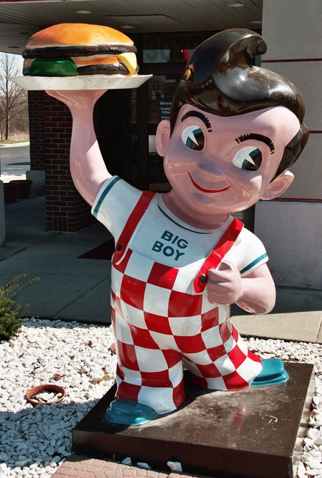 images for shoneys big boy - Google Search