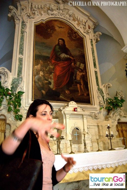 La piccola Cappella di San Paolo a Galatina #Galatina #tourango #visita #guidata