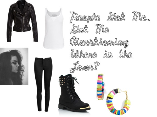 """""""Where is the Love/I Got a Feeling Covered by Cher Lloyd ft. Wil.I.Am"""" by iheart1d4ever ❤ liked on Polyvore"""