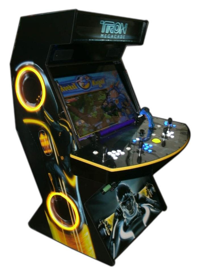 66 best Arcade Cabinet Designs images on Pinterest   Arcade games ...
