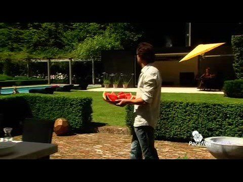 Paraflex Flexible Umbrellas by Umbrosa Paraflex  - stylové a moderní slunečníky s polohováním