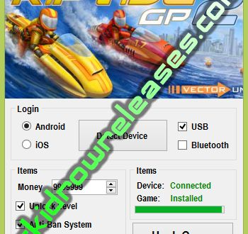 Riptide GP2 Hack Tool v1.1.3 (December 2013) (Android & iOS) | Skidrow Releases