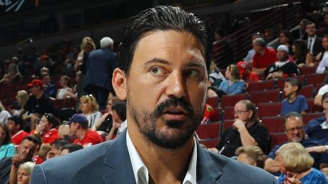 Ex-enforcer George Parros to lead NHL player safety