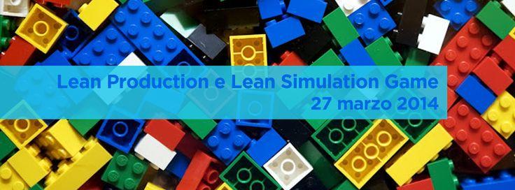 Banner Corso formazione aziendale Lean Productione e Lean Simulation Game