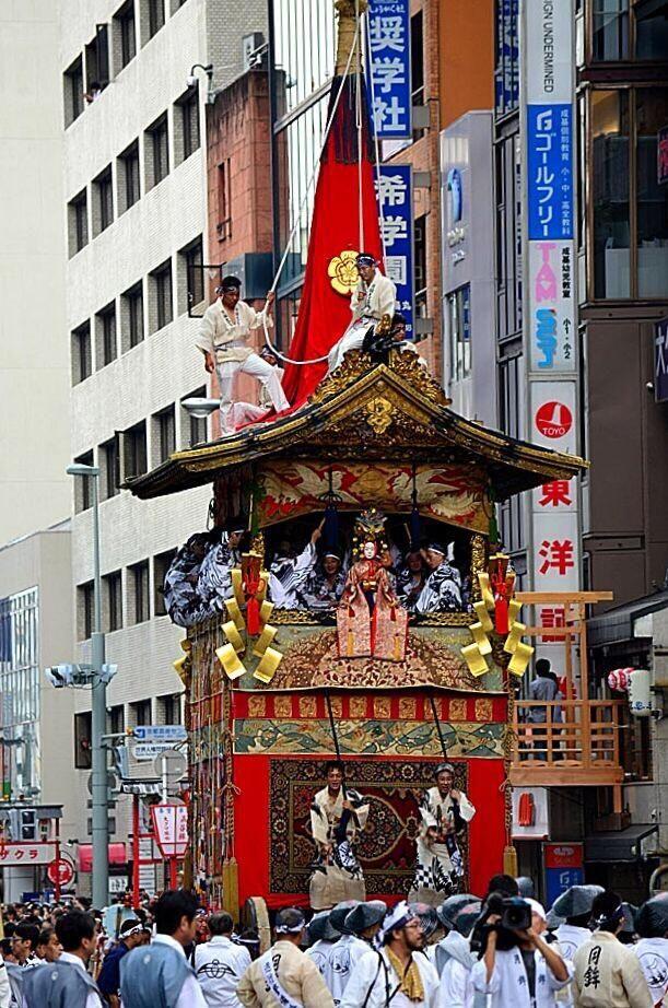 #京都 #祇園祭 #Kyoto #Gion Festival pic.twitter.com/MXZR42xaHh