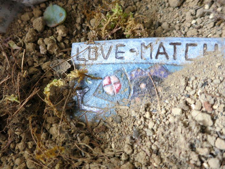 土から生まれ、土に還っていく Match Box