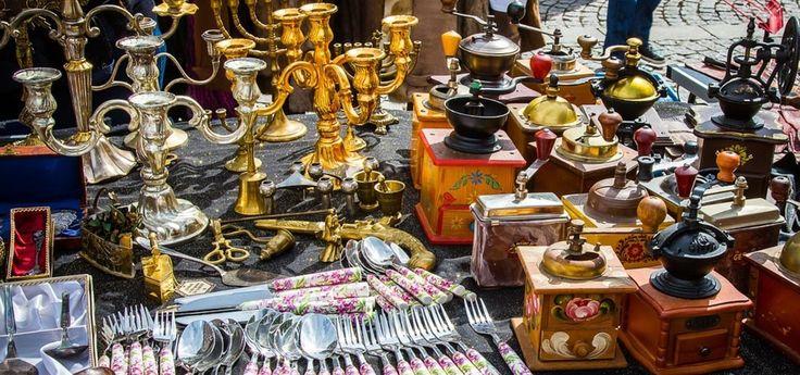 Flohmärkte Köln: Die schönsten Märkte für Trödler (Foto: CCO Public Domain / Pixabay / maxmann)