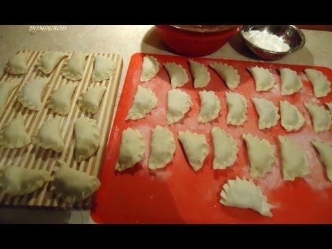Ciasto na pierogi   - wyśmienite i proste  w  wykonaniu. - YouTube