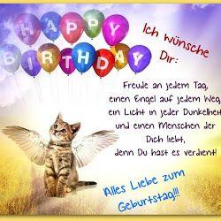 Perfekt Alles, Alles Gute Zum Burzeltag!!! Geburtstag GratulierenIch Wünsche ...