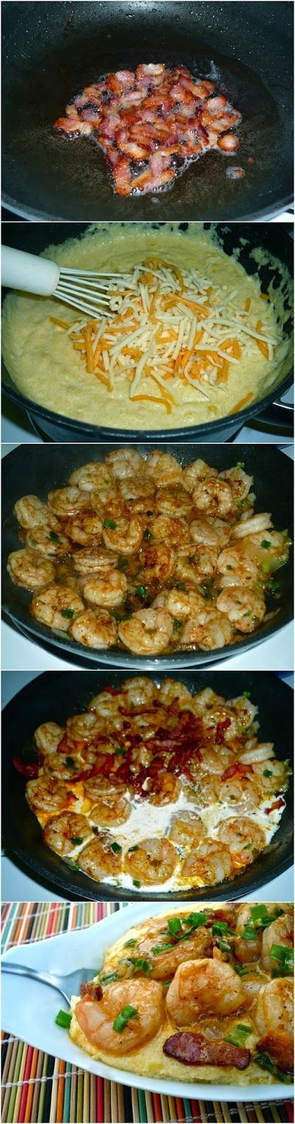 The Weekend Gourmet: #SundaySupper Comfort Food with Lee Woodruff...Featuring Down-Home Comforting Shrimp and Grits This.