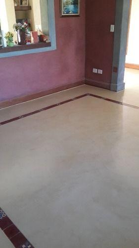 17 mejores ideas sobre cemento alisado en pinterest - Comprar microcemento online ...