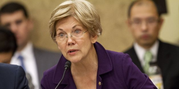 In a speech before the Senate Thursday, on the sixth anniversary of the Supreme Court's Citizens United decision, Elizabeth Warren made clear -- that she will not endorse Hillary Clinton.  she reminds us that 'politically impractical' is just code for 'wealthy donors don't like it.'