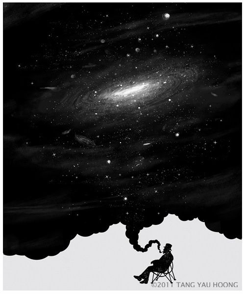 we breathe space