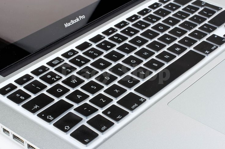 "Silicone Keyboard Skin cover for UK Apple 13''15"" Macbook Pro with Retina display: Amazon.co.uk: Computers & Accessories"