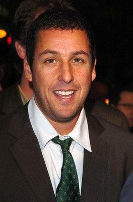 Adam Sandler. Always thought he was so handsome!