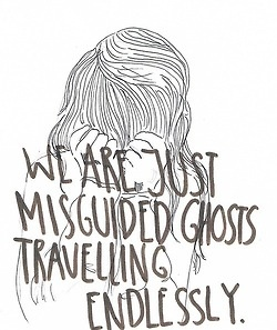 misguided ghosts// Paramore