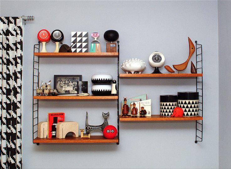 43 best images about wohnideen: string-regale on pinterest | sweet ... - Wohnideen Minimalist Sofa