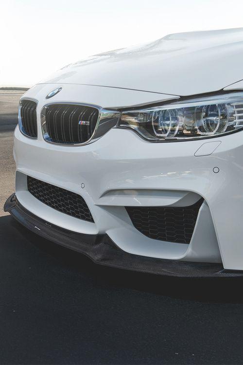 "autobliss: ""mistergoodlife:Alpine White F80 M3 Front Lip   Mr. Goodlife http://amazingcars.tumblr.com/post/113521535924 """