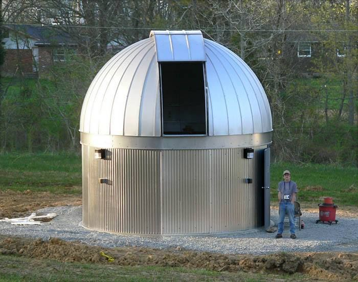 backyard astronomy domes - photo #29