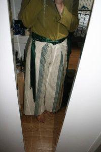 Pantalon thaï (croisé)