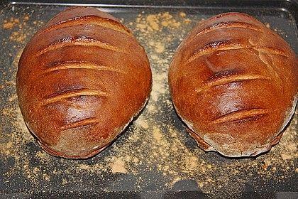 Bauernbrot, genial einfach 22   – Хлеб