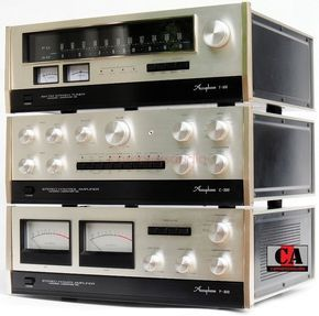 Accuphase P-300 C-200 T-100