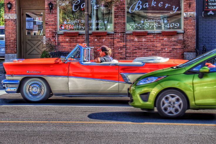 Mercury Montclair ~ Vintage Car 1955