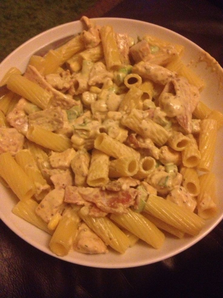 Slimming world chicken pasta...1 syn on extra easy!