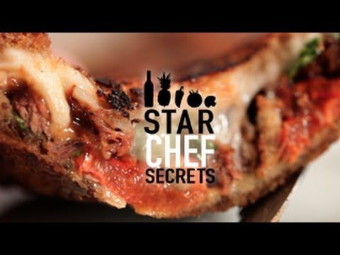 Secrets to the Best Grilled Cheese Ever with Eric Greenspan - YouTube