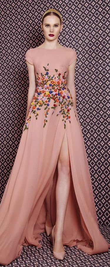 2957 best Vestidos invitadas de boda images on Pinterest | Clothing ...