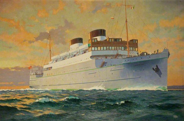 MV 'Innisfallen', 1930