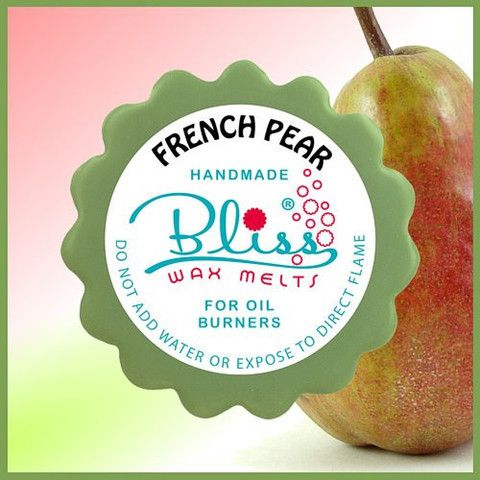Oh la la! The welcoming sophisticated aromas of a French pear wax melt in the background will set the tone for your dinner guests with its delightful sweetness. This scent is sure to tempt and engender a feeling of cheerfulness