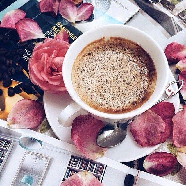 Coffee love☕️