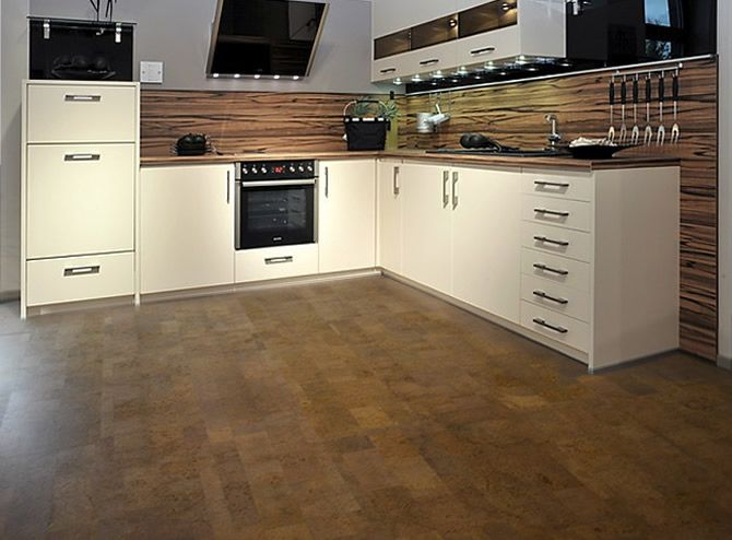 Floating Floor For Kitchen
