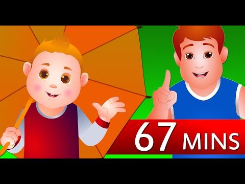 ChuChu TV Nursery Rhymes - US Version Vol.2 | Johny Johny Yes Papa Part 1, Part 2 & More Kids Songs - YouTube
