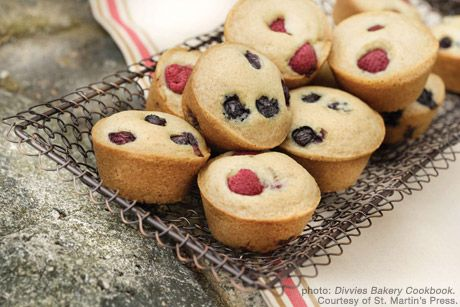 Allergy-Free Recipes for Kids: Egg- and Nut-free Pick-Your-Berry Muffins