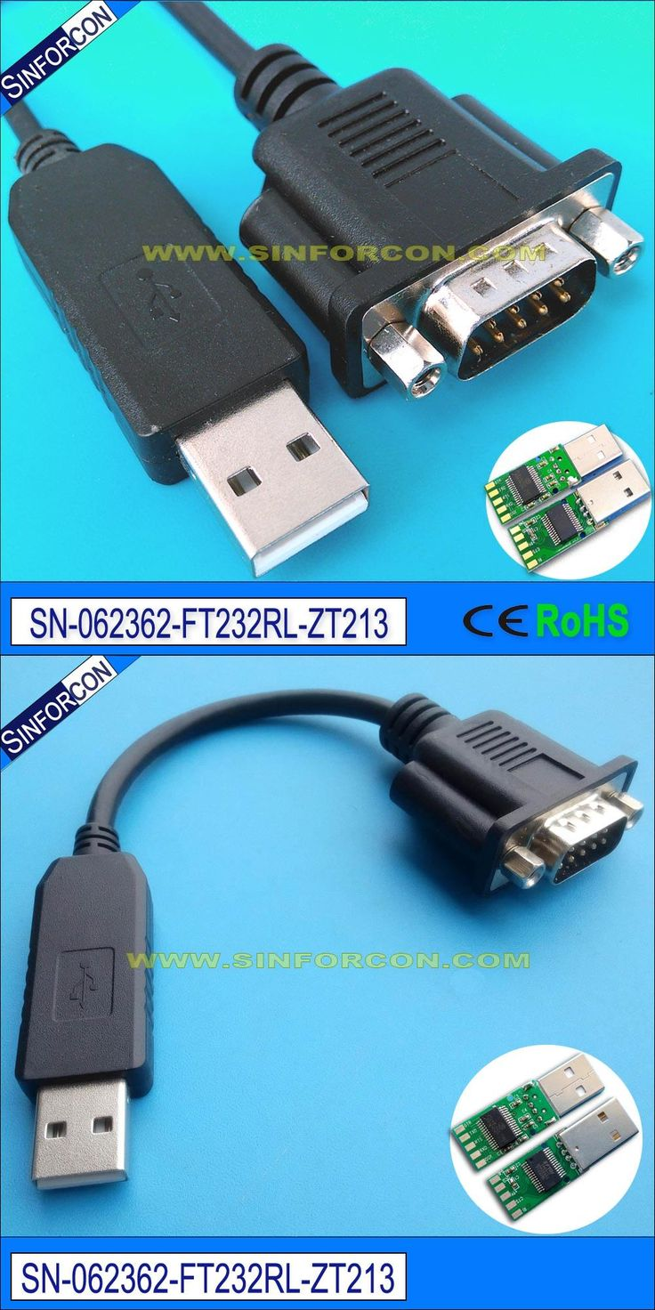 [Visit to Buy] all windows os android mac linux ft232r ftdi usb rs232 db9 male adapter cable, usb232r-10 usb232r-100 #Advertisement