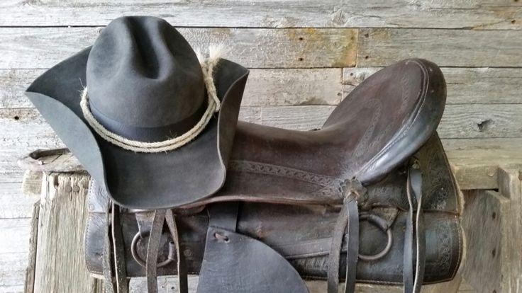 Western Cowboy Hat. Custom Cowboy Hat.