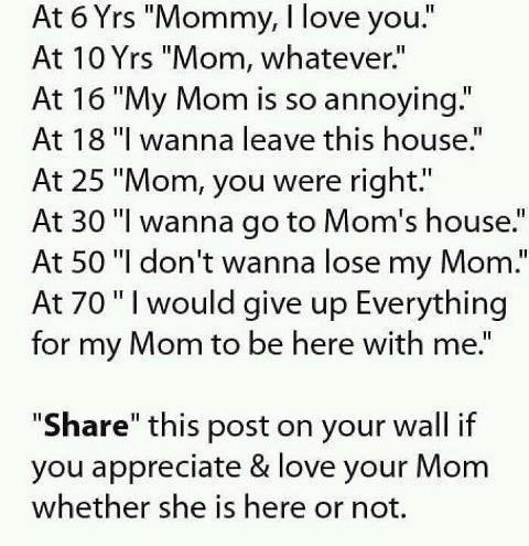 sooo truee! i love my mama!